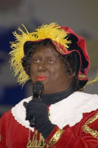 Zwarte Piet Dutch blind spot
