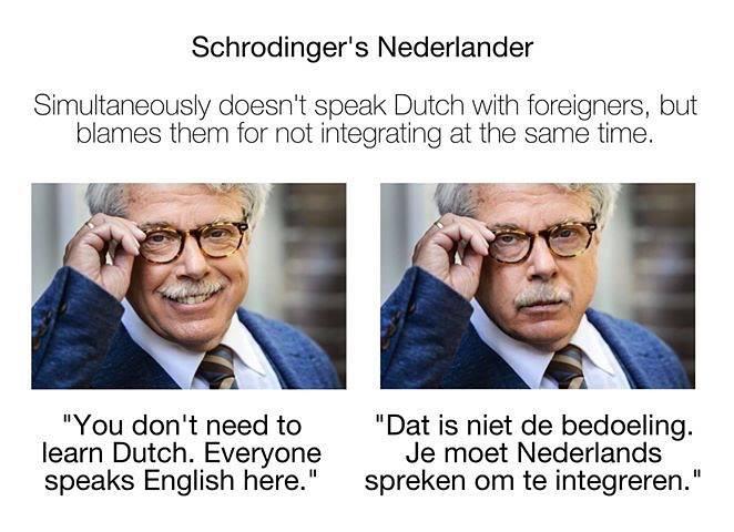 learning dutch conundrum
