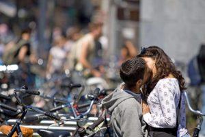 amsterdam bike friendly