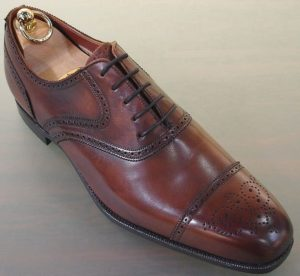 Amsterdam Makelaars tend to often wear brown shoes