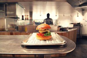 Hidden behind a burger bar, Amsterdam's most exclusive bar, The Butcher