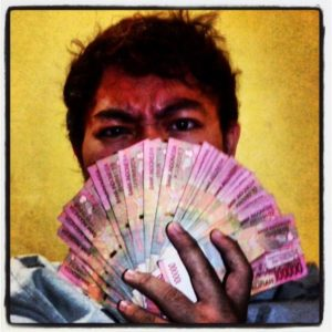 dating a dutch man, money is their first love