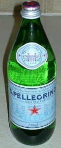 Don't order San Pellegrino while dating a Dutch man