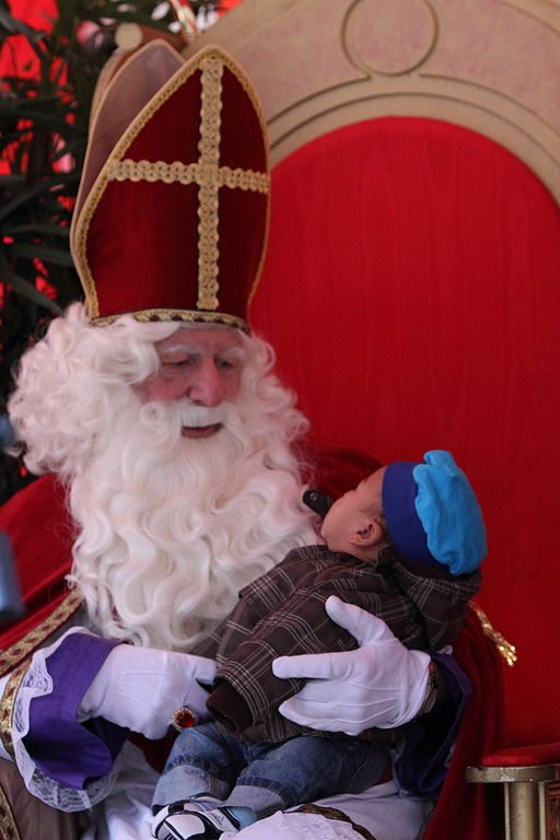 An interview with Sinterklaas