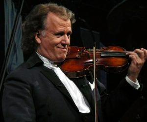 Andre Rieu globally popular