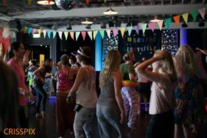 Dancing in the morning at Morning Gloryville Amsterdam