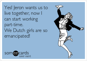 differences between dutch and american girls
