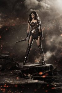 About dating Dutch women a picture of Gal Gadot as Wonder Woman