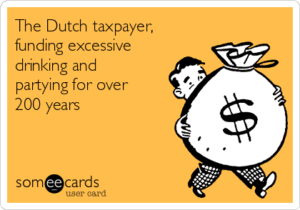 Life in Dutch fraternities