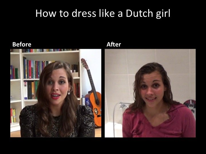 How to Dress Just Like a Dutch Girl and Make Friends