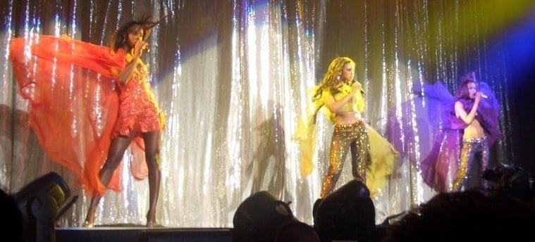 Destiny's Child in Amsterdam
