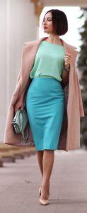 Dutch style 2017 pastel colors