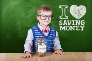 Dutch friends love saving money