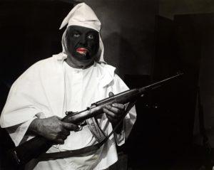 kkk blackface
