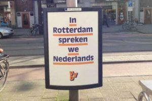 Je moet Nederlands spreken
