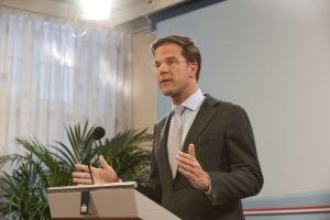 Dutch municipal elections 2018 Mark Rutte