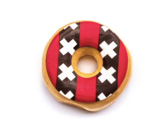 The Amsterdam Dunkin Doughnut