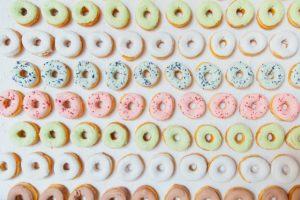 dunkin donuts assortment