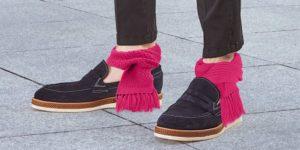 ankle scarves