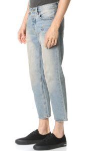 flood jeans