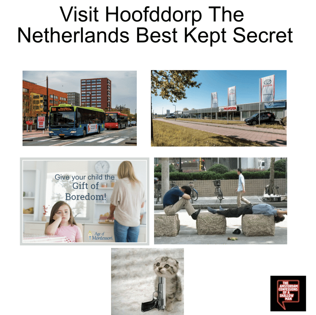 Visit Hoofddorp