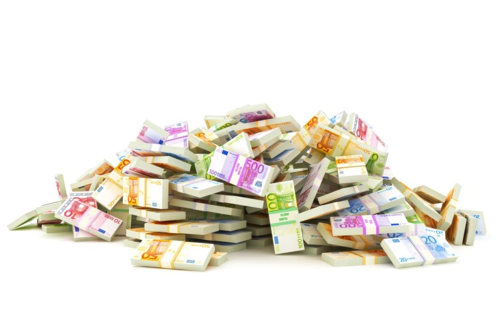 pile of cash needed if buying a home in Amsterdam