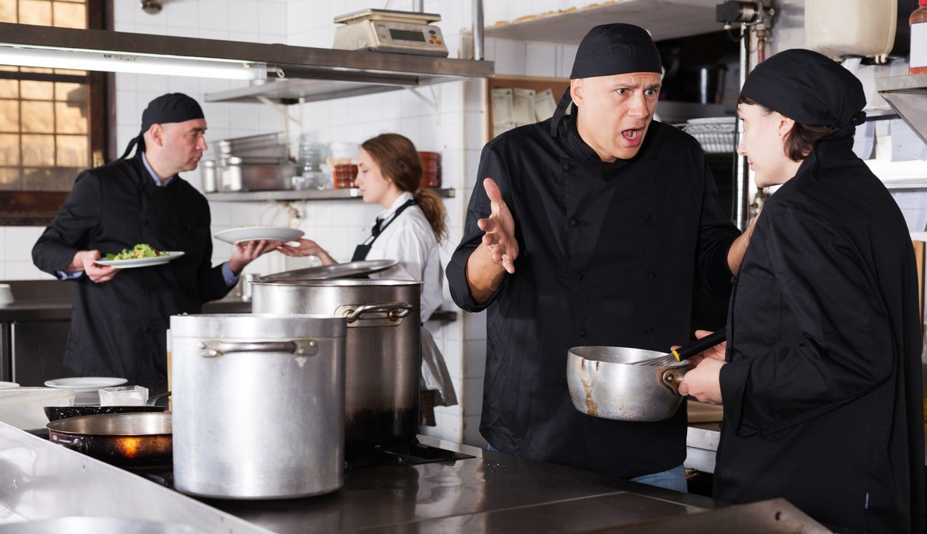 Dutch Service: A Dutch Chef Strikes Back