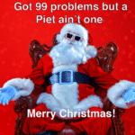 Sinterklaas versus Santa