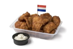 Dutch kibbeling