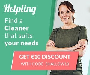 Helpling Platform for Finding Cleaners in the Netherlands