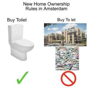 buy to let in amsterdam MEME
