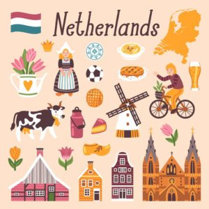 The Netherlands symbols